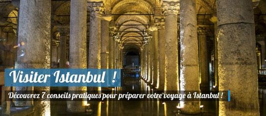 Conseils Pratiques pour visiter Istanbul