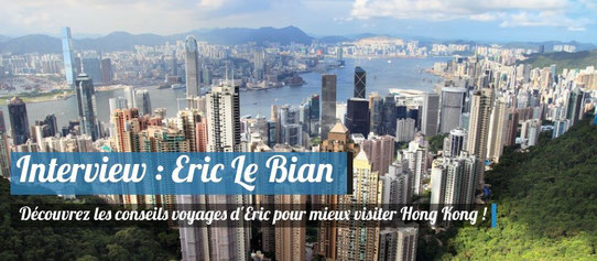 Interview Eric Le Bian