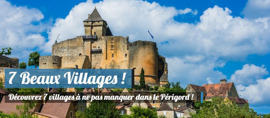 Plus beaux cillages de France en Dordogne !