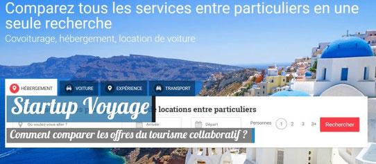 Comment comparer les offres du tourisme collaboratif?