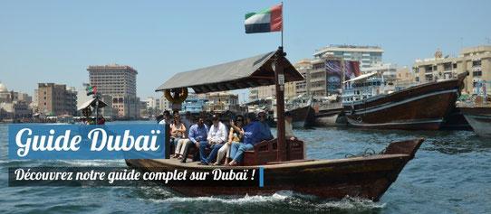 Guide Voyage Dubai