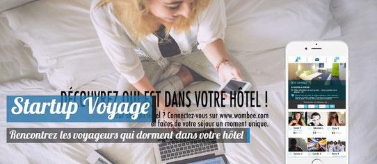 Rencontrer les voyageurs qui dorment dans son hôtel !