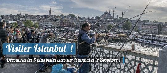 Vues sur Istanbul
