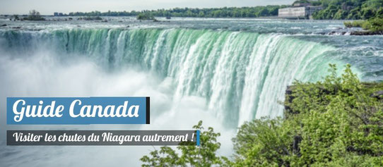 Visiter les chutes du Niagara autrement