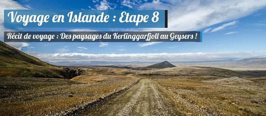 Récit voyage Islande - Etape 8