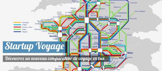 découvrez un nouveau comparateur de trajet en bus