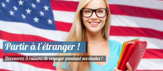 Partir Voyager pendant ses études !