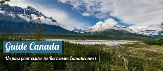 Pass pour visiter les Rocheuses Canadiennes