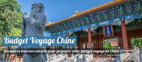 Budget Voyage en Chine