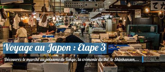 Récit de voyage au Japon - Etape 3
