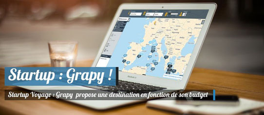 Startup Voyage Grapy !