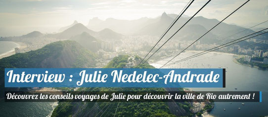 Interview Julie Nedelec-Andrade