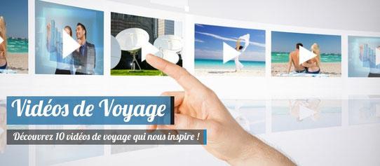 Vidéos de Voyage