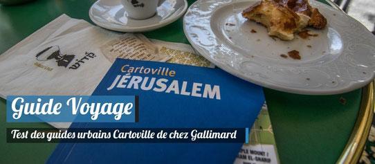 Guide Voyage Urbain - Cartoville !