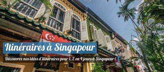 Maisons Peranakanes à Singapour !