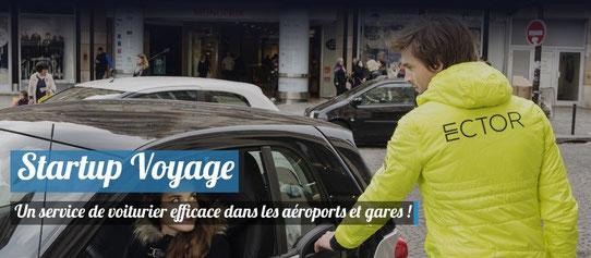 Un service de voiturier efficace dans les aéroports et gare !