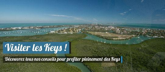Tous nos conseils pour visiter les Keys en Floride !
