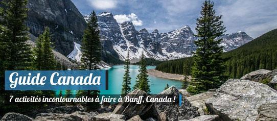 Activités incontournables Banff
