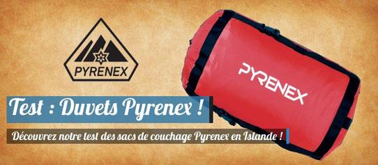 Tests et Avis : Duvets Pyrenex