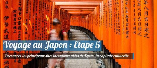 Voyage au Japon - Etape 5 - Kyoto