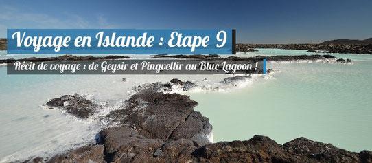 Pingvellir, Etape 9 de notre voyage en Islande