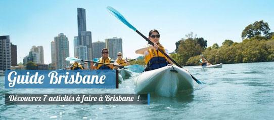 Activités à faire à Brisbane !