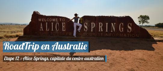 Alice Springs, Stuart Highway et School of the Air