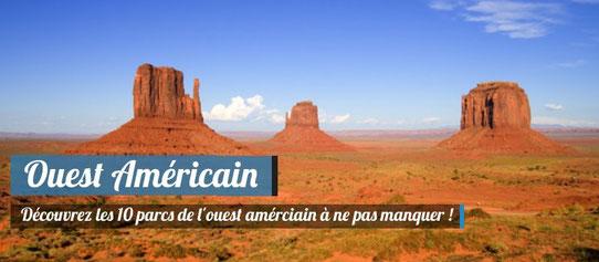 Parcs de l'Ouest Américain