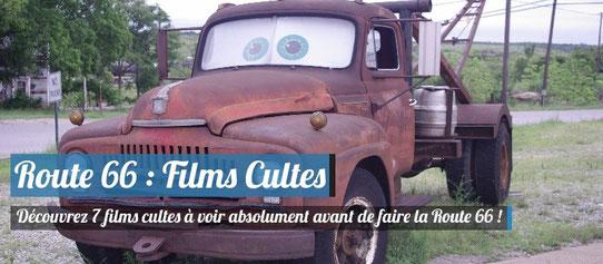 Les films cultes de la Route 66