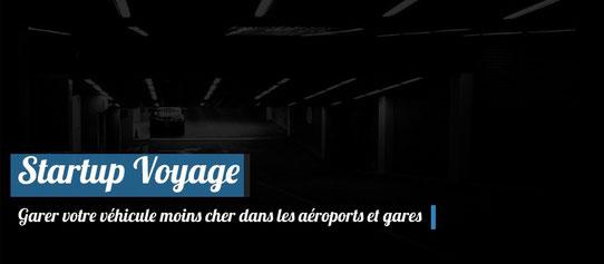 Garer moins cher son véhicule à l'aéroport ou à la gare !