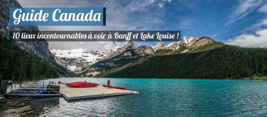 10 lieux incontournables Banff et Lake Louise