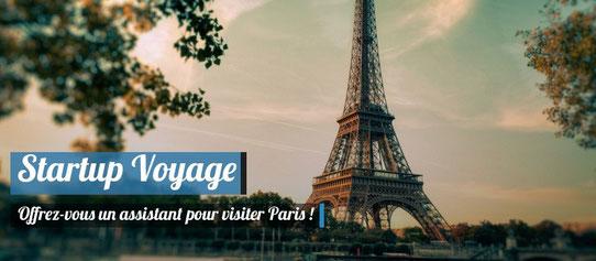 Offrez-vous les services d'un assitant pour visiter Paris