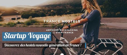 Des hostels nouvelle géénration pour découvrir la France moins cher !