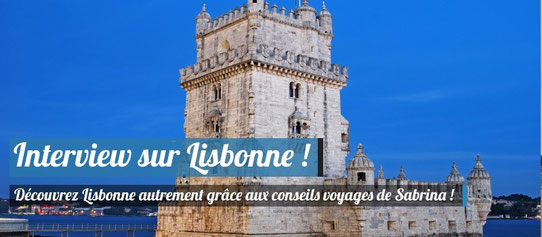 Interview Lisbonne !
