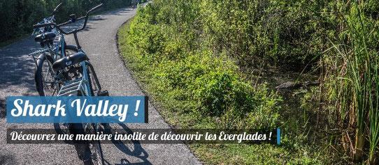 Shark Valley en Vélo dans les Everglades !