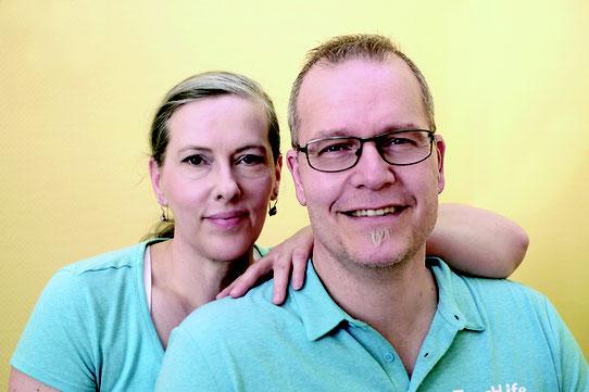 Beate und Eric Prosche