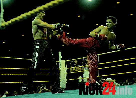©Kick24info; Don gegen Branko Cikatic
