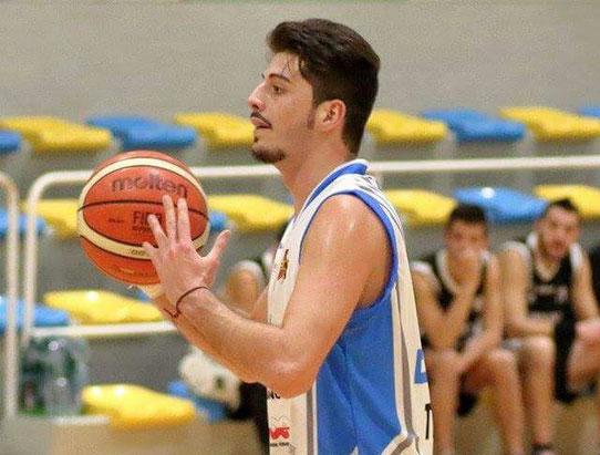 Fabio Rattalino, MVP del match con 21 punti - Guido Fissolo ph