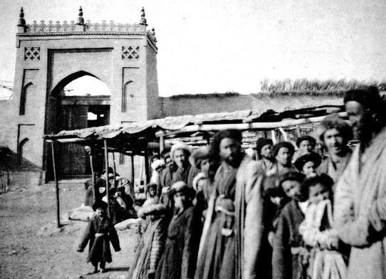 Fernand Grenard. Le Turkestan chinois et ses habitants.
