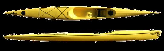 Aquarius Coaster 580 アクエリアス コースター