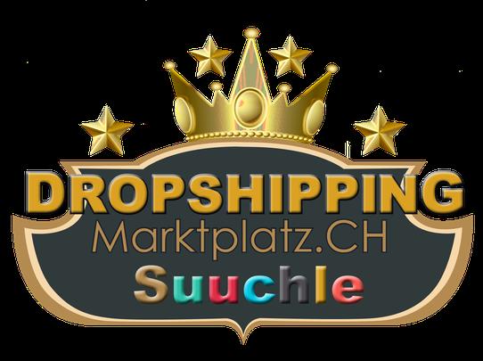 Dropshipping Marktplatz.ch, Suuchle, Eigener Onlineshop, Arbeiten von Zuhause, Selbständig, Unternehmen gründen, Eigene Webseite