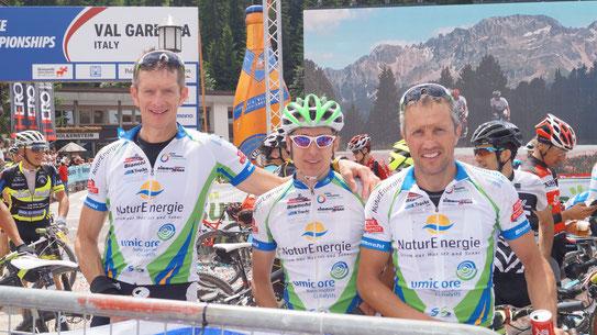 Markus Seiler, Tobias Schmiederer, Dirk Hierholzer (vlnr)