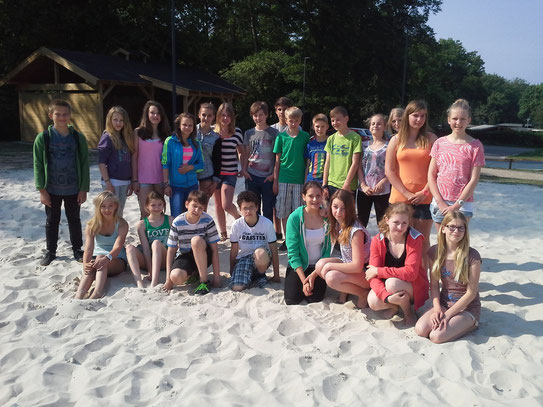 Unsere Klassenpaten 2013/2014