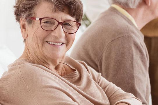 Präventive Hausbesuche senken bei Senioren Krankenhaus- und Heimaufenthalte