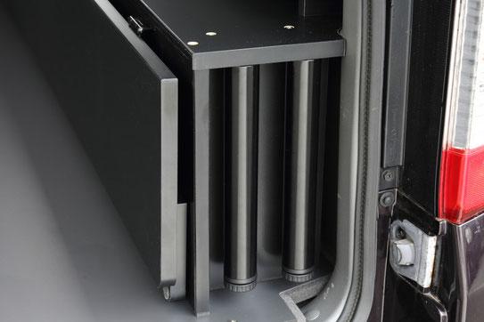 ハイエース MRT NV350 ベッドキット