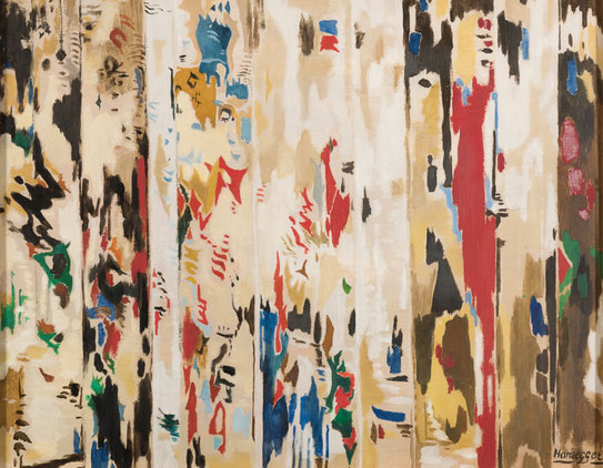 Hansegger - Summer in Paris - Kunstmuseum St. Gallen