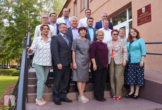 Совет депутатов МО «Славский городской округ», 6 созыв