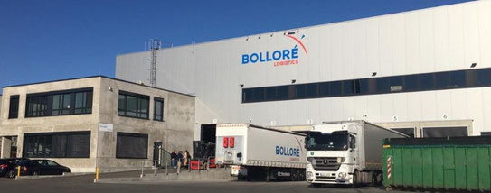 Bolloré Logistics' new Aerospace hub in Hamburg - company courtesy