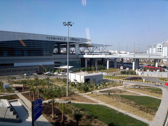 GMR Airports operates Delhi's Indira Gandhi International