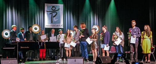 Gesangswettbewerb - Junge Talente 2018 -  Preisverleihung